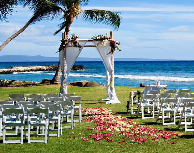Maui Wedding Arches And Accessories